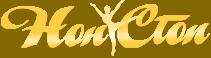 Логотип фитнес-клуба «Нон-стоп» (Витебск)